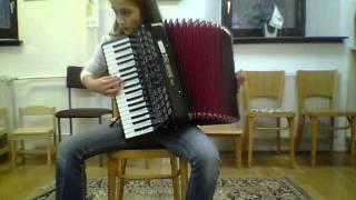 Manhã de Carnaval: Luiz Bonfa (Black Orpheus)- accordion cover