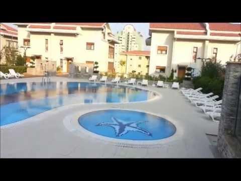 Mustafa Kömür - Bahçeşehir Spradon Evler Satılık F İkiz Villa
