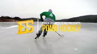 A Tribute to Pond Hockey | The World is Yours | HD