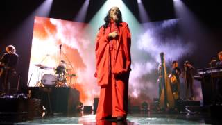 Seinabo Sey - Orchid (Live at Dramaten, Stockholm - October 6th, 2014)