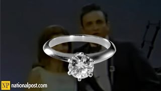 It happened in Canada: Johnny Cash proposed to June Carter.