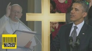 Barack Obama or the Pope, who is the Antichrist? - Truthloader