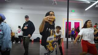 Ysabelle Capitule Choreography | How I Grew Up | Gherbo X 21 Savage