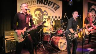 the clashed janie jones live at Skamouth 2014