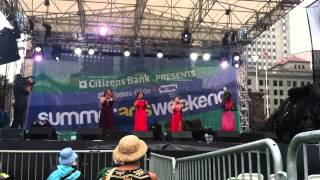 Peace Song, Women of the World