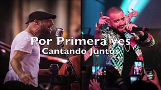 Bailame - Nacho y Leandro cantando en vivo en Hollywood and Highland California