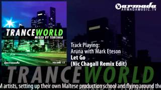 CD1 - 02 Aruna with Mark Eteson - Let Go (Nic Chagall Remix Edit)