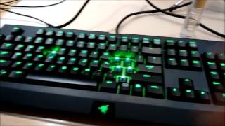 EASIEST way to clean sticky keyboard keys/switches (Spilled juice on mechanical keyboard)