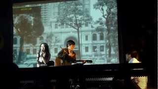 Warwick Viet night 2012 - Ở trọ