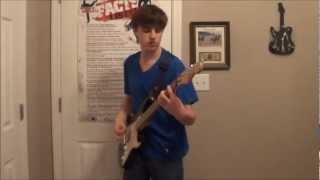 Thousand Foot Krutch - War of Change guitar cover