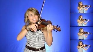 """Binks' Sake (From """"One Piece"""") - Violin Cover - Taylor Davis"""