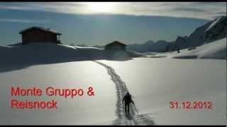 Monte Gruppo - Hochgrubbachspitze -Terento