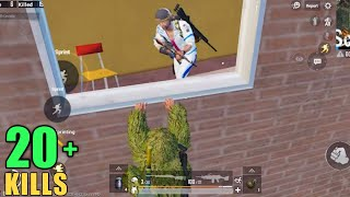 BEST WAY TO SURVIVE CAMPERS | 200 IQ | PUBG MOBILE