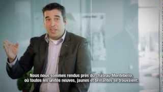 BRP - Témoignages moments clés : Louis Lévesque (Français)