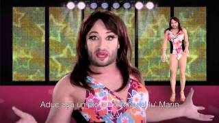 NAOMI vs CONCHITA WURST  ( official HD )