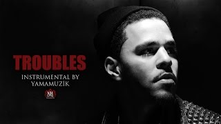"🔊 J. COLE Type Beat ""Troubles"" | Rap Instrumental"