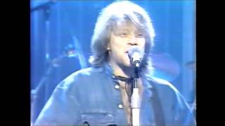 Bon Jovi ft. Brian May & Dina Carroll - I'll Sleep When I'm Dead - LIVE!