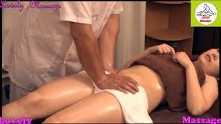 Japan Oil Massage and  Deep Tissue Massage #1 | Full Body Massage | Massage Tips And Info width=