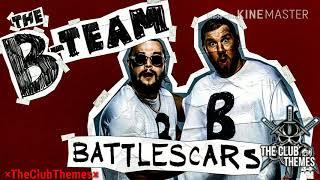 "Wwe|° The B-Team (Axel & Dallas)""Battlescars"" ·NEW Theme· 2018°"