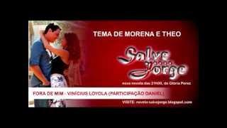 """""""Salve Jorge"""": tema de Morena e Theo"""