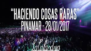 DIVIDIDOS - Haciendo Cosas Raras. Pinamar 28/01/2017