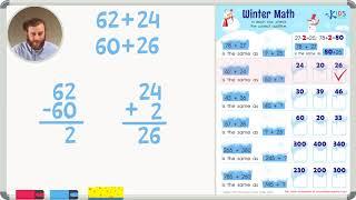 Balancing Addition Equations