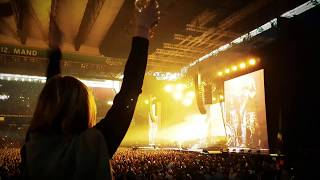 Guns N' Roses Welcome to the Jungle (intro), Copenhagen 2017