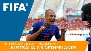 BRAZIL v NETHERLANDS (0:3) - 2014 FIFA World Cup™ width=