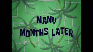Many months later spongebob time card [265]