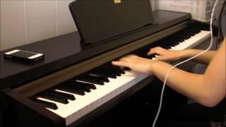VIXX 빅스 - hyde 하이드 피아노 커버 Piano version