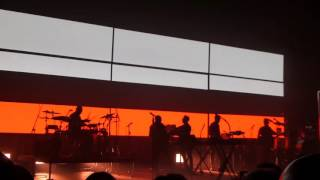 Massive Attack Brixton Academy 3rd February 2016