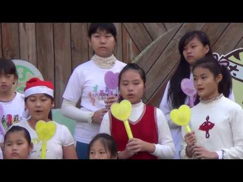 大勇國小合唱團《冷冷der聖誕節》 - YouTube