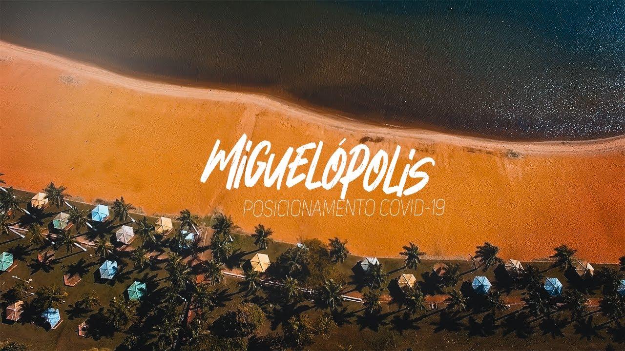 Vídeo para o múnicipio Miguelópolis - Seja H3C