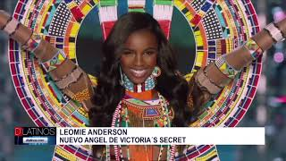 Nueva angelita en  Victoria's Secret, entrevista EXCLUSIVA