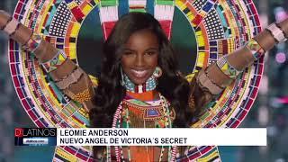 Nueva angelita en  Victoria's Secret, entrevista EXCLUSIVA