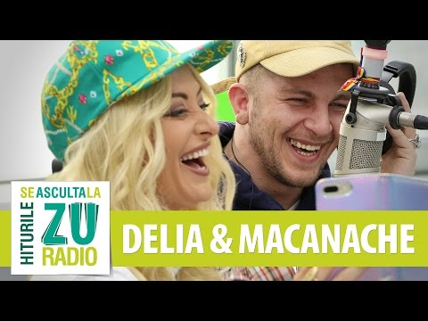 Delia feat. Macanache - Ramai cu bine (Live la Radio ZU)