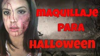 ¡Maquillaje De Terror!   LauTips