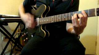 The Beatles / We can work it out / Guitar Cover