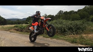 ★ EDIT 450 EXC-R SUPERMOTO | Supermotard83 [HD]