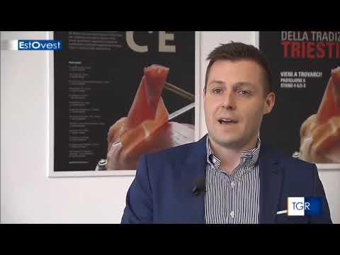 Immagine Masè racconta il Cotto Praga al TGR Rai3 - TGR EstOvest