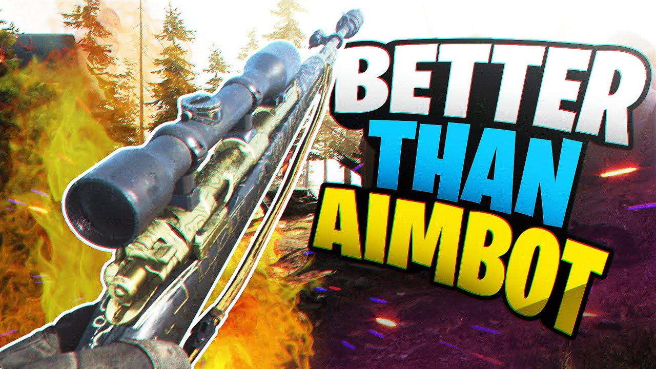 Metaphor	 - My Kar98k is better than AIMBOT.. #FaZe5 (Warzone Loadout & Gameplay)