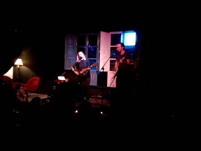 Vídeo de un concierto en La Sala de Sevilla.