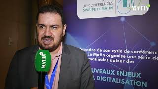 CCGM sur les nouveaux enjeux de la digitalisation : Déclaration de Zouheir Lakhdissi