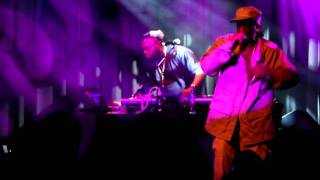 Rakim - I Know You Got Soul, live in Amsterdam, may 2011