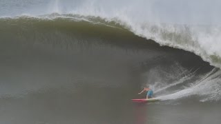 Brent Symes at Puerto Escondido - 2015 Billabong Ride of the Year Entry - XXL Big Wave Awards