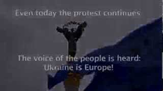 One day in Ukraine