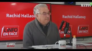 L'Info en Face éco avec Adnane Benchekroun