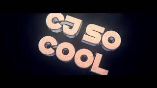 cj so cool new intro( lyric video)