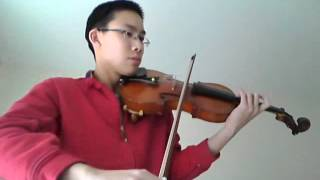 Russian National Anthem Violin