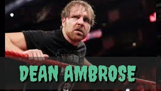 "Dean Ambrose Custom Titantron 2018-""Retaliation"""